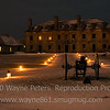 Old Fort Niagara Castle by Candlelight 2010