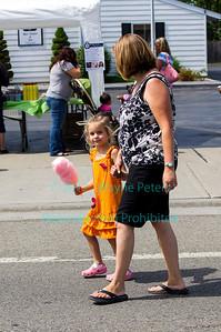 Newfane Town Celebration, August 18, 2012 in Newfane, NY