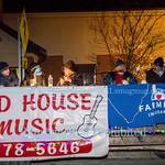 Holiday Light Up Parade in Newfane, NY, December 2, 2016