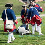 French Heritage Day at Old Fort Niagara, November 5, 2016 in Youngstown, NY.