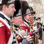 Patriots Weekend at Old Fort Niagara, April 22-23, 2017.